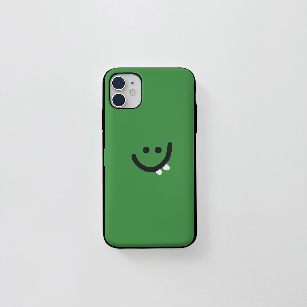 (카드) 올리 초록이 얼굴