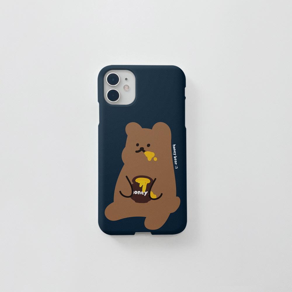 꿀먹는곰 네이비
