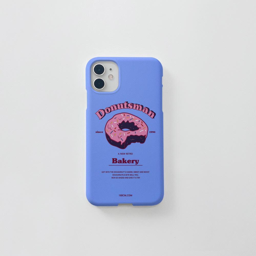 도넛맨 블루