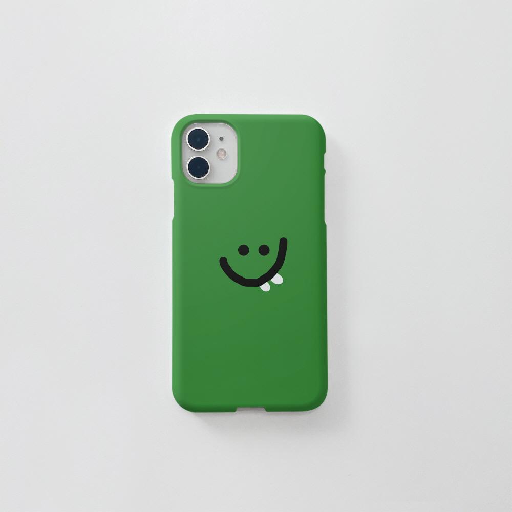 올리 초록이 얼굴