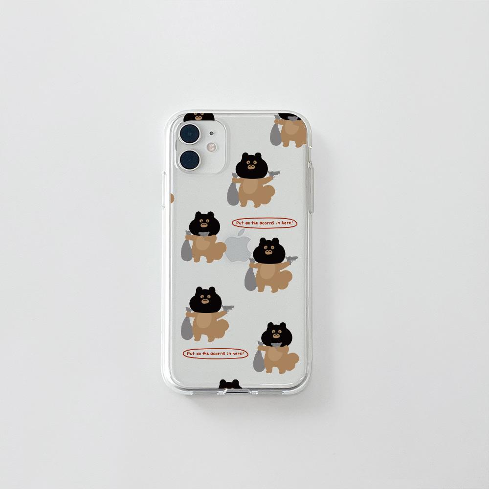 (젤리) 수배자다람쥐 패턴