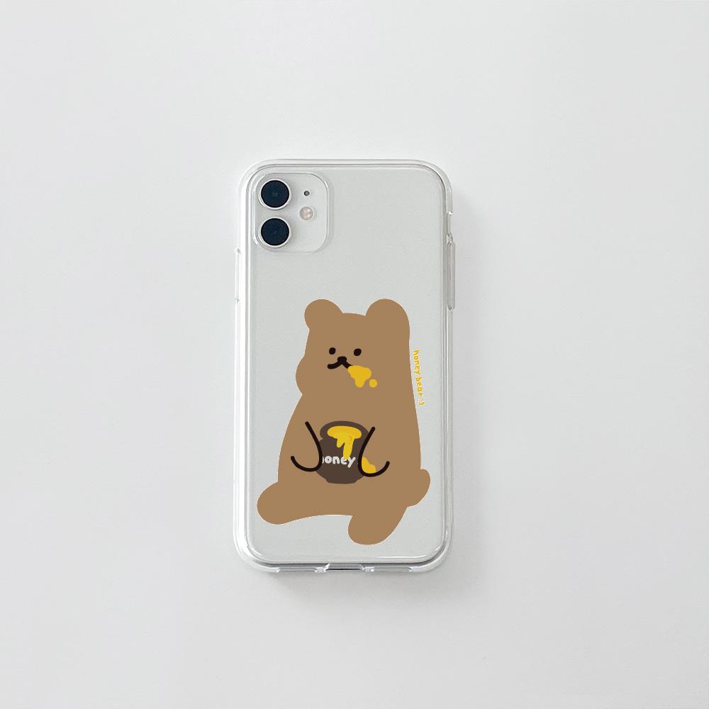 (젤리) 꿀먹는 곰