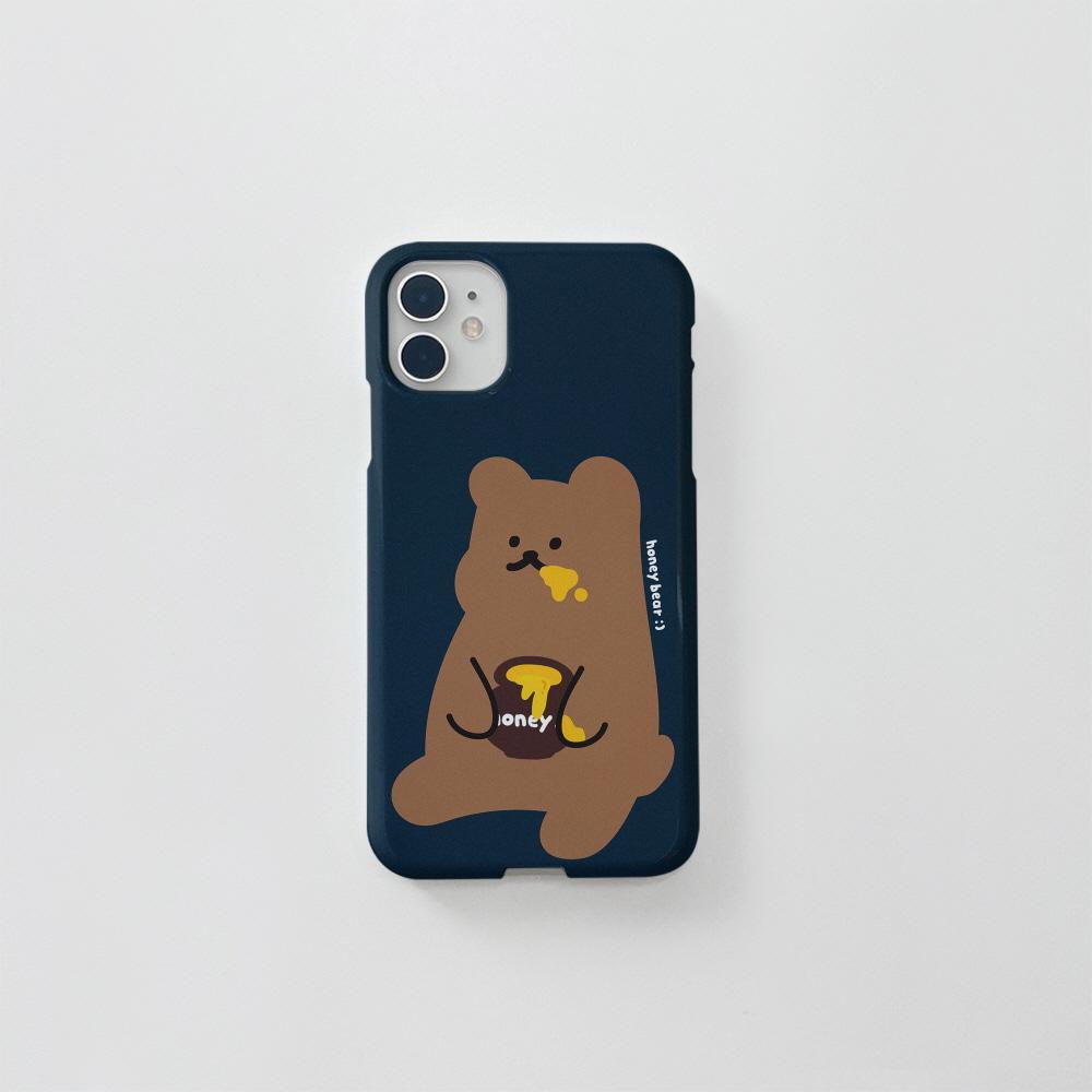 (골드펄) 꿀먹는곰 네이비