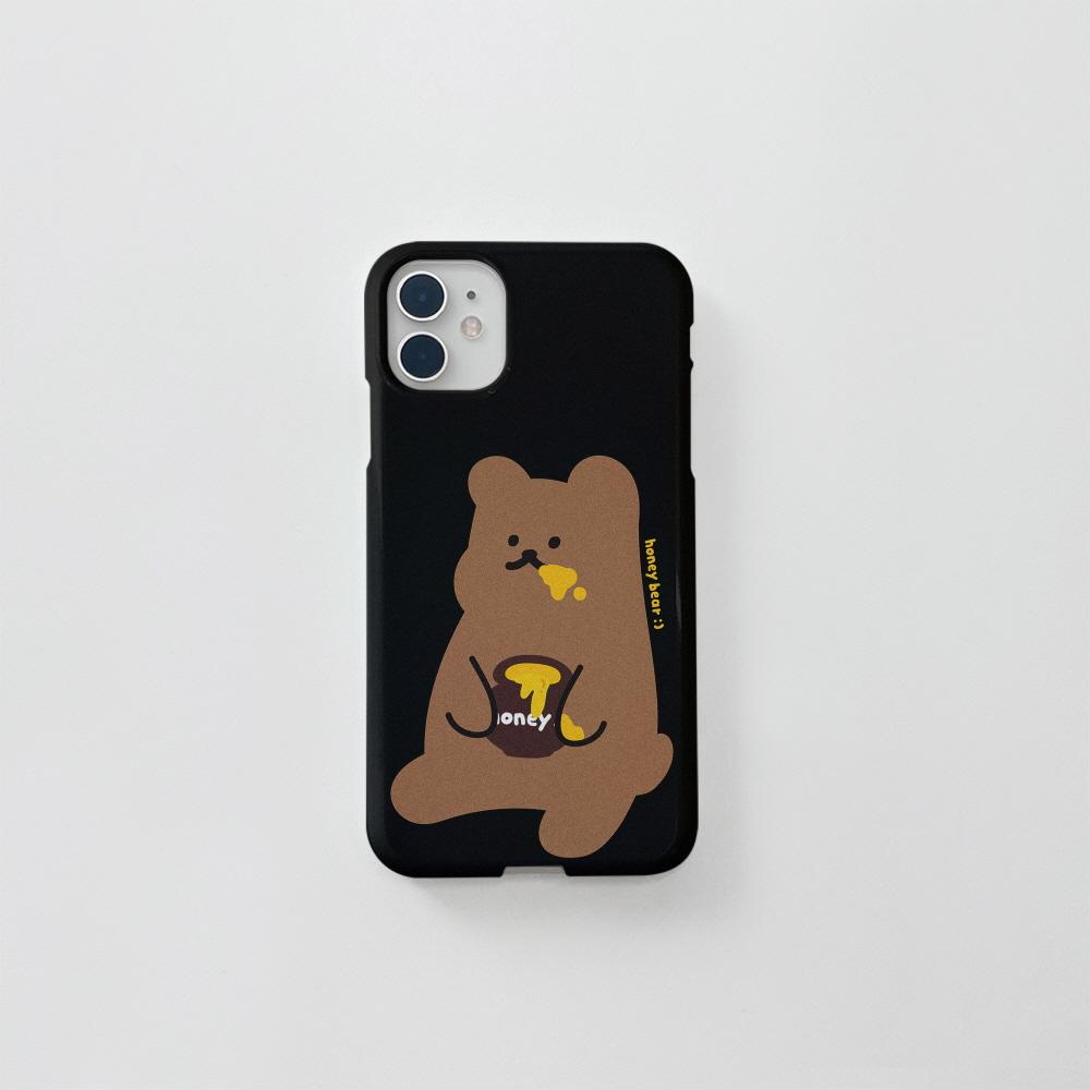 (골드펄) 꿀먹는곰 블랙