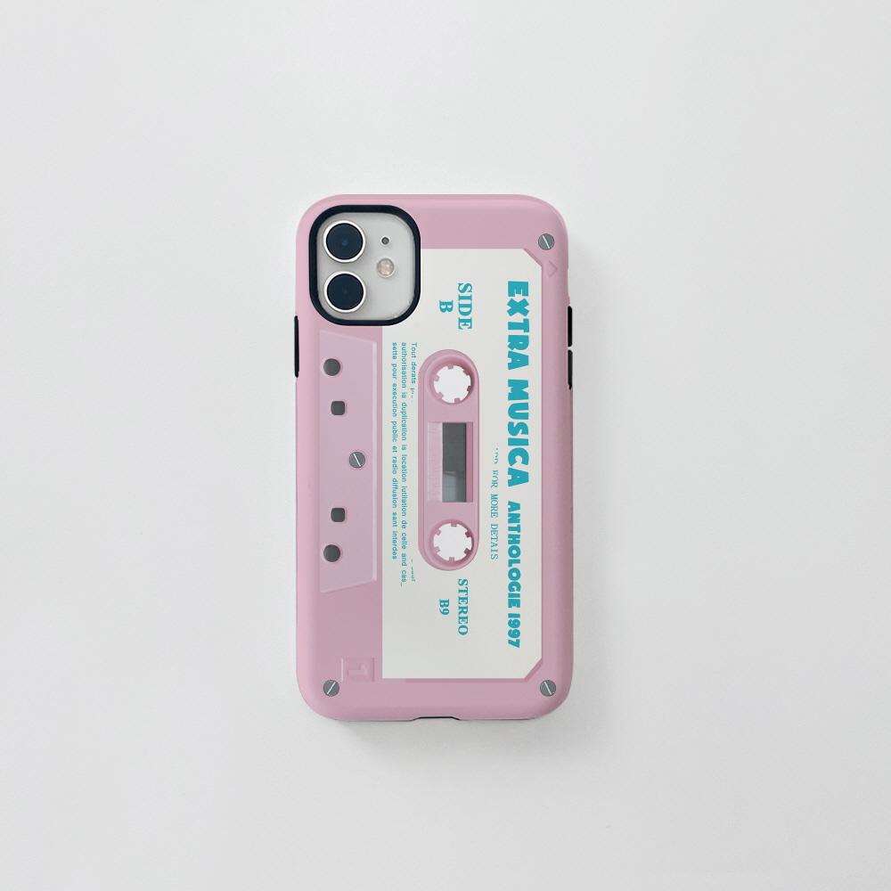 (터프) 핑크 카세트