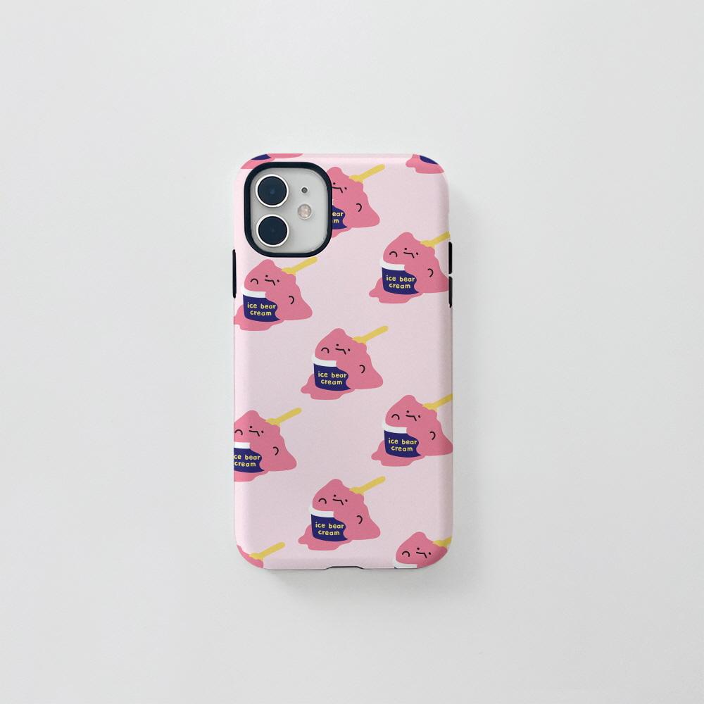 (터프) 아수쿠림 딸기 핑크