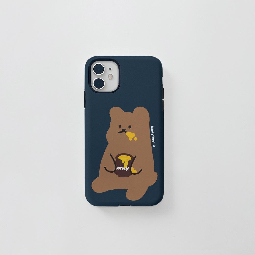 (터프) 꿀먹는곰 네이비