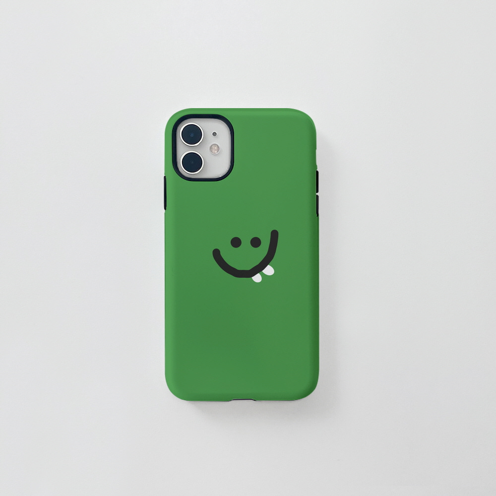 (터프) 올리 초록이 얼굴